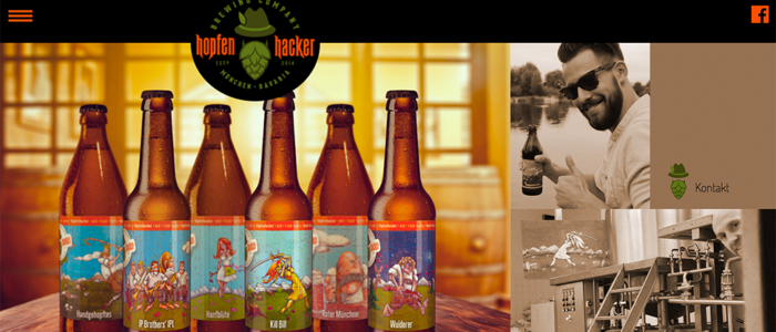 Hopfenhacker Haidhausen Kreative Bier, kreative Liköre